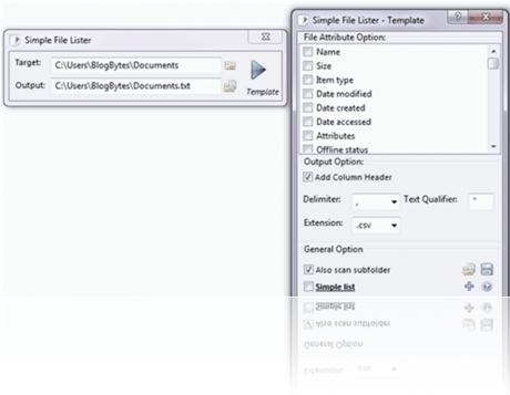Simple-File-Lister