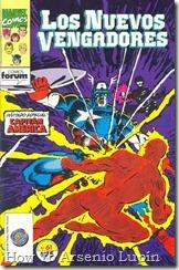 P00061 - Los Nuevos Vengadores #61