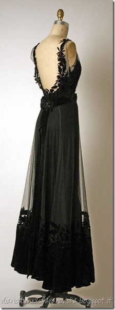 Christian Dior Evening Dress House Of Dior 1947