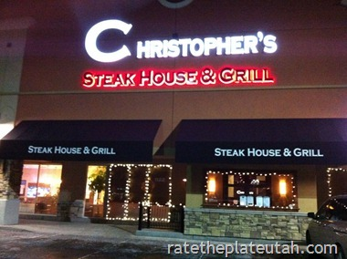 Christopher's Sign