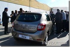 Dacia Sandero Marokko 05