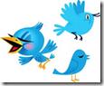 animasi flying bird blog blogger