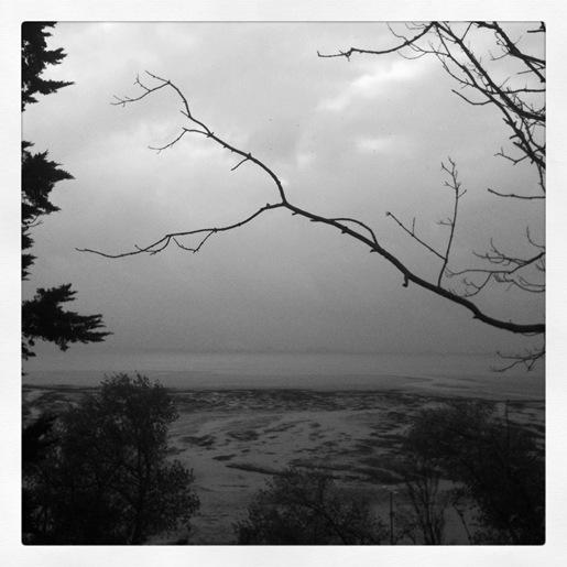 Southend on Sea monochrome