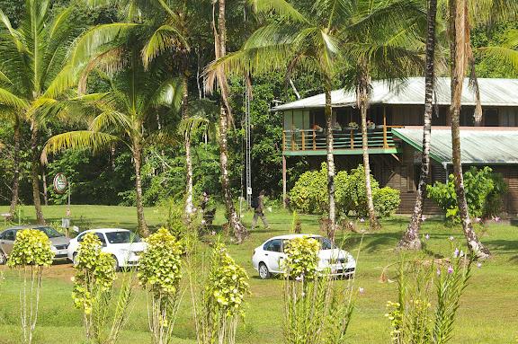 Camp Caïman, Montagne de Kaw (Guyane), 13 novembre 2011. Photo : J.-M. Gayman