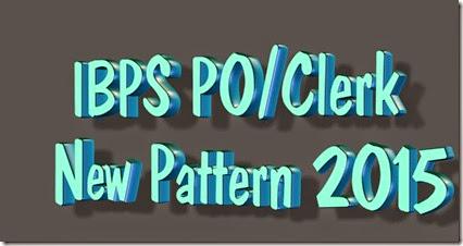 IBPS PO Preliminary Examination pattern