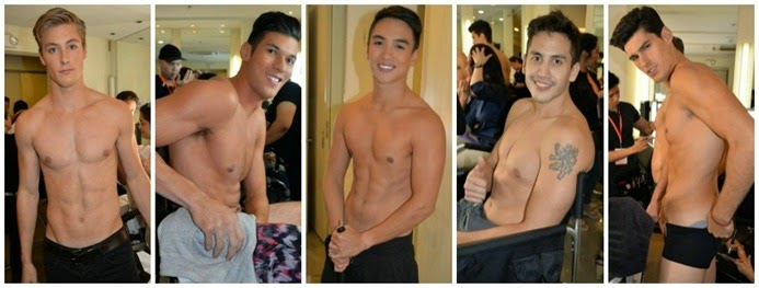 Bench the naked truth backstage collage