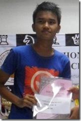 Fikri Saleh, MAS