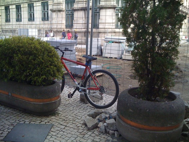 Estacionamento bici 029