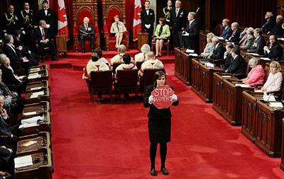 Throne Speech 20110603