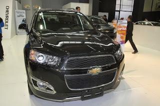 18e Salon international d'Alger, Chevrolet veut marquer et pérenniser sa présence