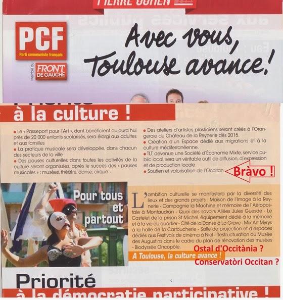 PCF Front de Gauche Tolosa