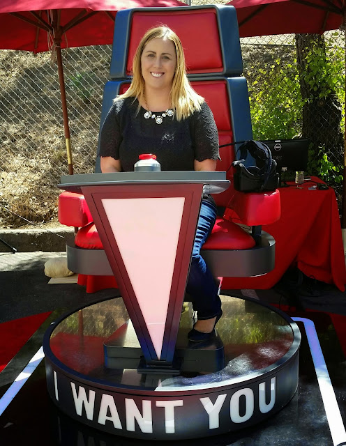 The Voice Judges' Chair