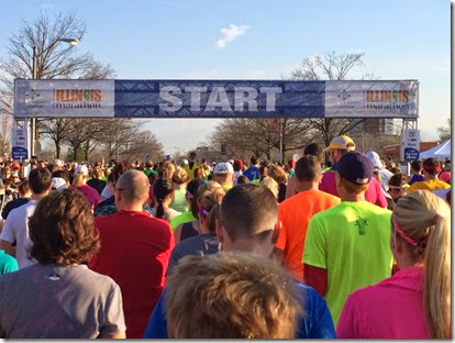2014, 04-26 Christie Clinic Illinois Half Marathon (6)