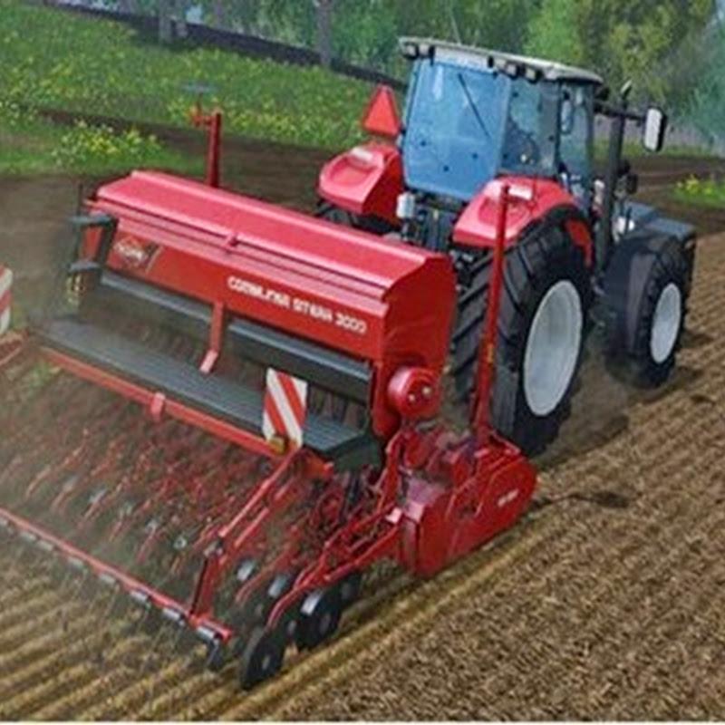 Farming simulator 2015 - Kuhn Sitera 3000 v 1.0