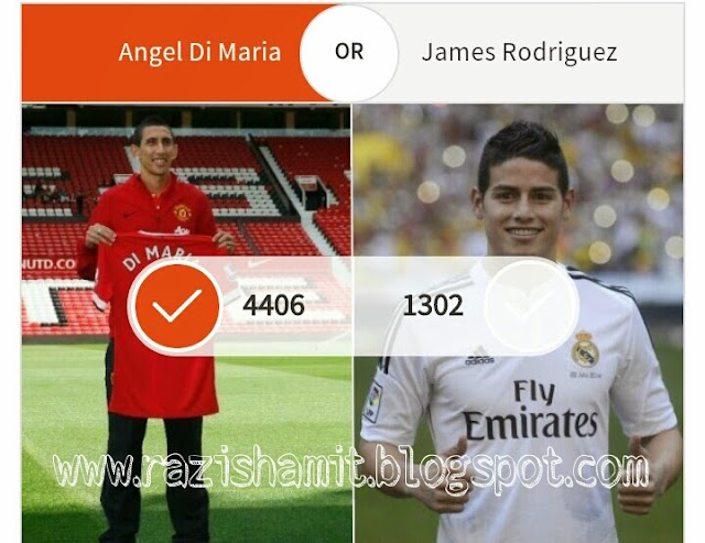 Punca Angel De Maria dijual oleh Real Madrid dan Membeli James Rodriquez