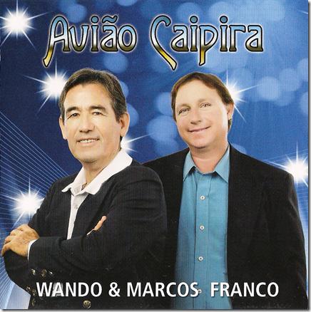Wando e Marcos Franco 01