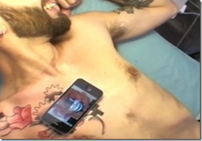 tatuaj interactiv