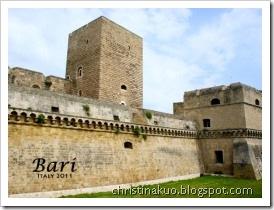 【Italy♦義大利】Bari 巴里 - 義大利東南部最大城半日遊: Bari主教堂 & Svevo城堡
