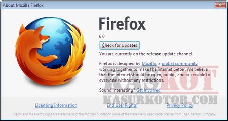 Download Firefox 6 Final Terbaru