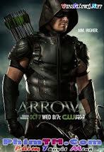 Mũi Tên Xanh :Phần 4 - Arrow Season 4 Tập 23-RAW