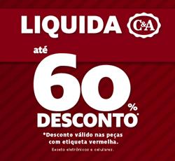 liquidacao c&a 2012