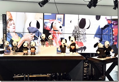 Peanuts X Metlife - Snoopy and Belle in Fashion Exhibition Presentation (Source - Slaven Vlasic - Getty Images North America) 25