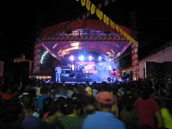 Musica en la feria de El Salvador