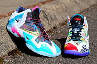 nike lebron 11 gr what the lebron 3 05 2k14 Beauty Shots: The Nike What The LeBron 11 / 2K14?