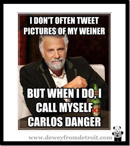 weiner tweet copy