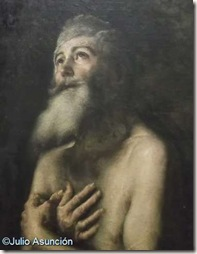 José de Ribera - San Onofre - Museo de l´Almodí - Xátiva