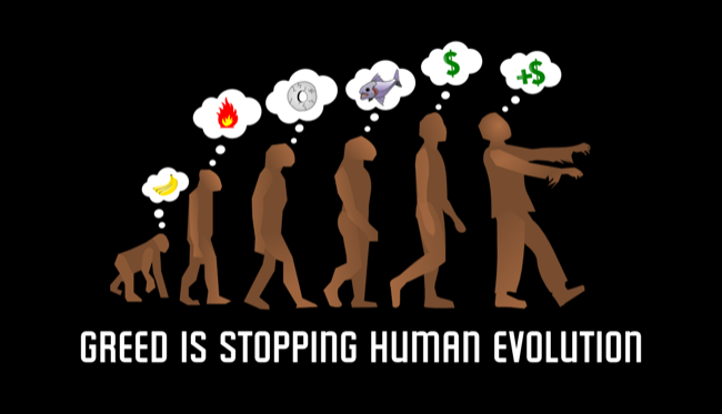 CC Photo Google Image Search Source is fc01 deviantart net  Subject is greed is stopping human evolut by devianteles d46cxzm