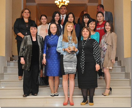 Women Players of Jermuk FIDE Grand Prix 2012