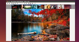 Nomacs in Ubuntu Linux
