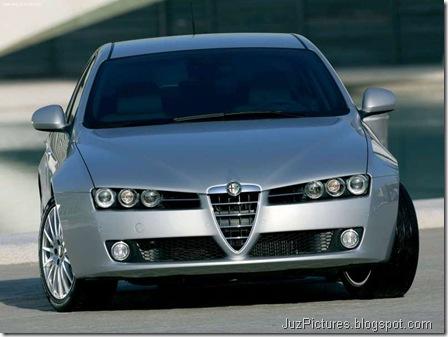 Alfa Romeo 159 (2005)8
