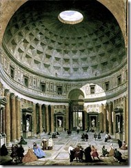 pantheon-inside