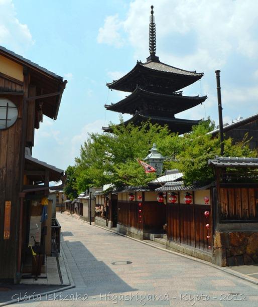 Gloria Ishizaka -andando por Kyoto - 14