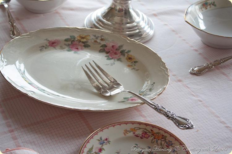 platter w fork
