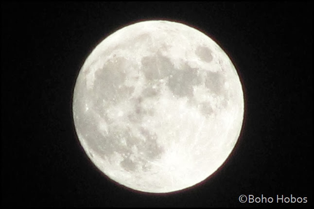 I love photographing the Full Moon!!!