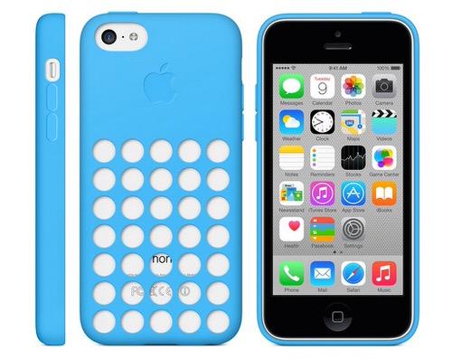 マーク ニューソンがデザインしたシュベドッカとiPhone5c