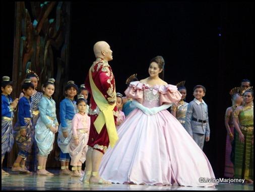 """Resorts World Manila """"The King and I"""" : Leo Valdez & Monique Wilson (2)"""