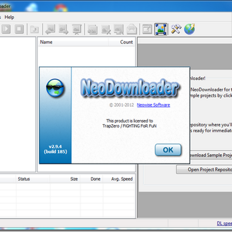 NeoDownloader 2.9.4 Build 185 Full Version With Crack