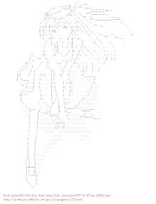 [AA]Soryu Asuka Langley (Evangelion)