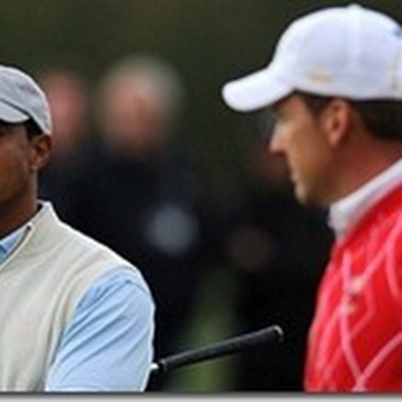 Why Ian Poulter and Tiger Woods HATE Each Other