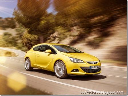 Opel Astra GTC 8