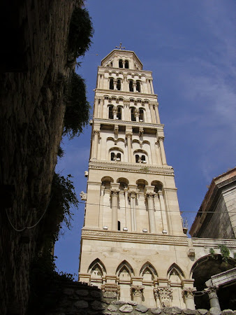 Obiective turistice Split: Catedrala