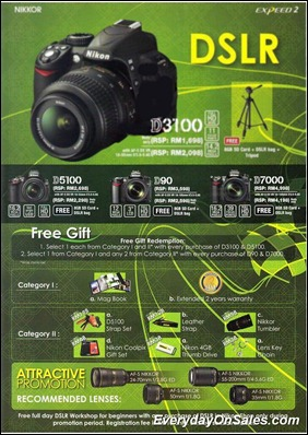 Nikon-Hari-Raya-Promotion-2011-EverydayOnSales-Warehouse-Sale-Promotion-Deal-Discount