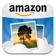 Amazon cloud icon