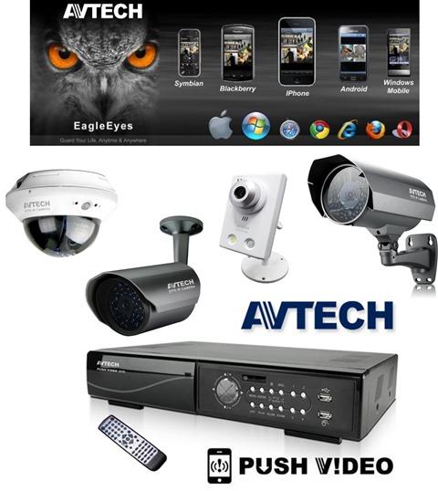 Push Video Eagle Eyes Avetech
