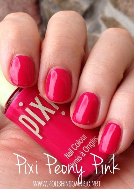 Pixi Peony Pink