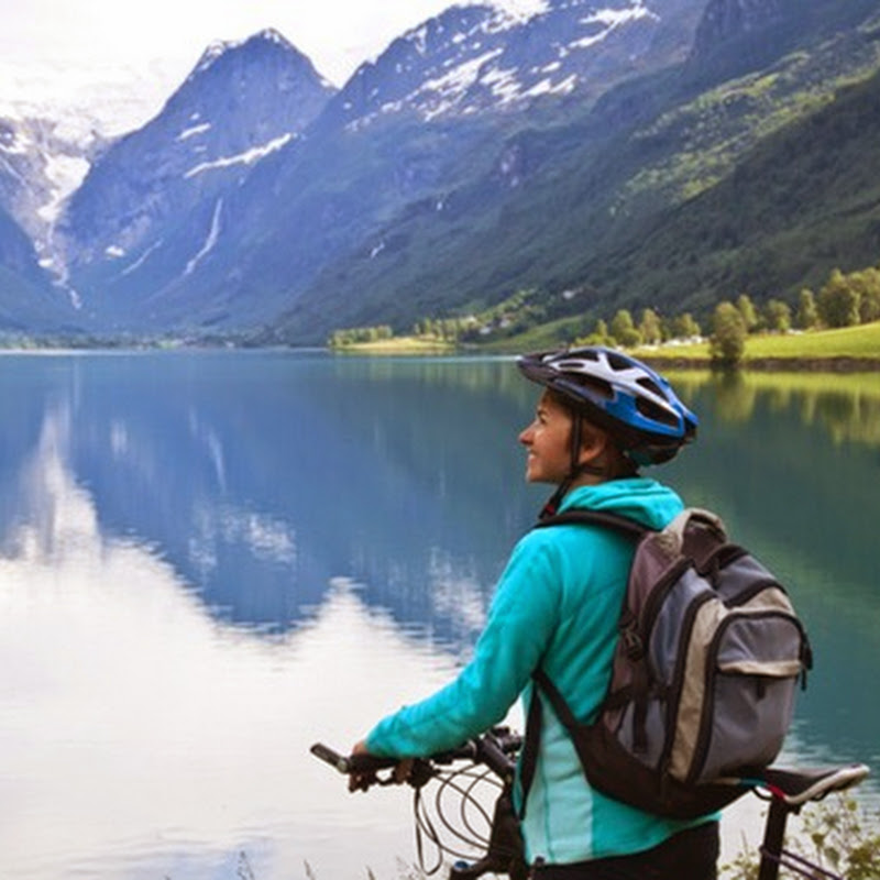 Rutas para practicar mountain bike en Argentina.